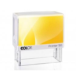 Stampila dreptunghiulara printer 50 dimensiune 69 X 30 mm